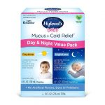 Hyland's Baby Mucus + Cold Relief Day & Night Value Pack 236ml